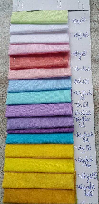 Màu vải cotton 4 chiều-1