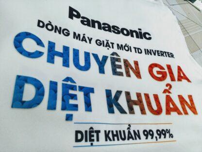 Áo sự kiện ra mắt máy giặt Panasonic